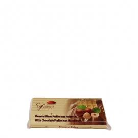 Chocolat Blanc Praliné aux Noisettes