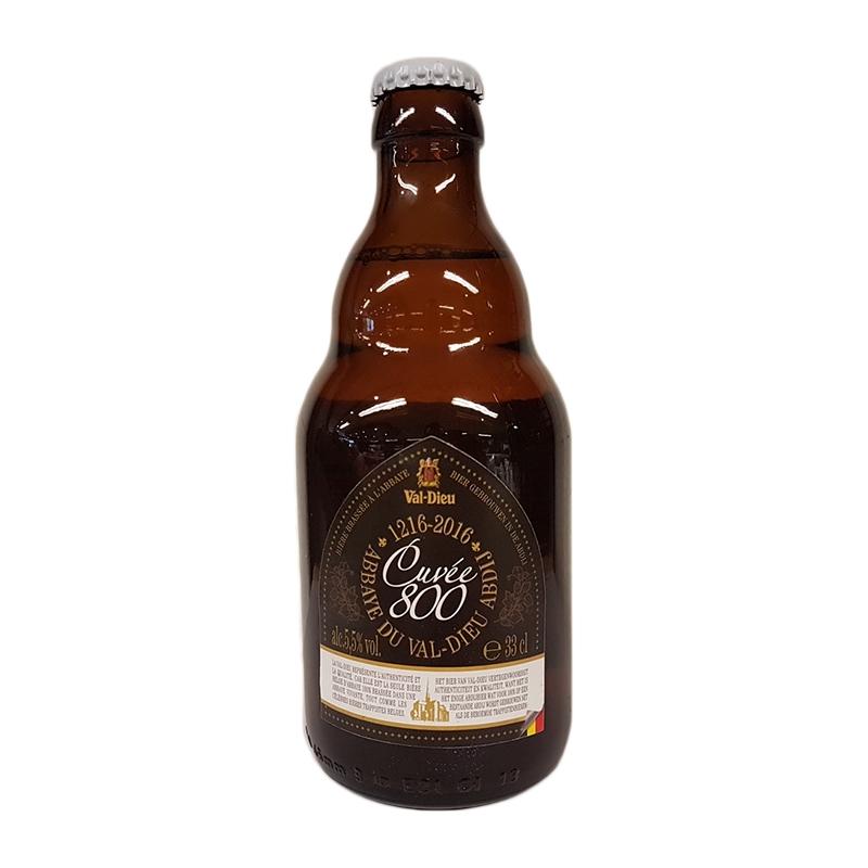 Bière Val-Dieu Cuvée 800 33cl