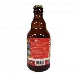 Bière Val-Dieu triple 33cl