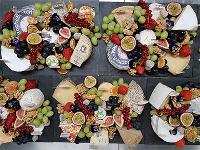 Chez Popol - Plateau de Fromages